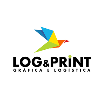 Logotipo da Log&Print