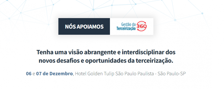 """Level participa da Conferência """"Gestão da Terceirização 360"""""""
